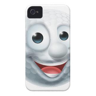 Golf Ball Man iPhone 4 Cases