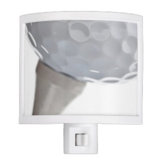 Golf Ball on White Template Night Lights