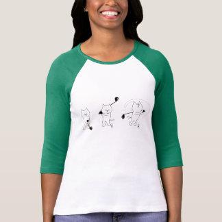 GOLF BALL PATRIOTIC DESIGN, 4TH JULY GOLFER GIFT T-Shirt