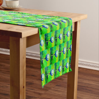 Golf Ball Pattern Dining Table Runner