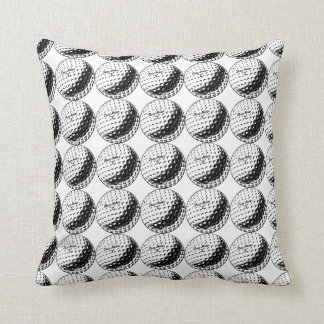 Golf Ball Pillow
