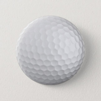 Golf Ball Pin / Button Badge