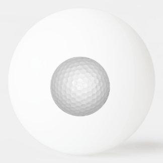 Golf Ball Ping-Pong Ball