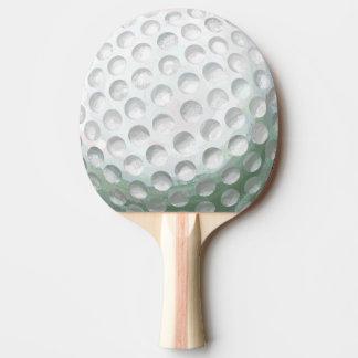 Golf Ball Ping Pong Paddle