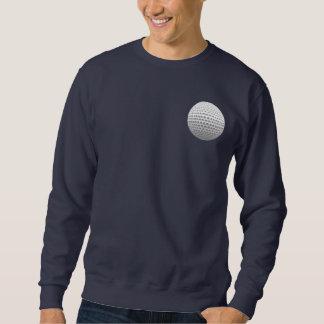 Golf Ball Pull Over Sweatshirts