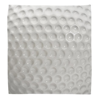 Golf Ball Sport Bandana