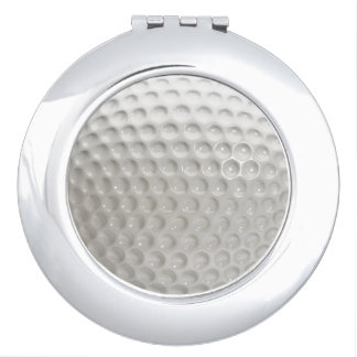 Golf Ball Sport Compact Mirrors