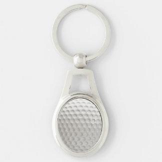Golf Ball Sport Keychain