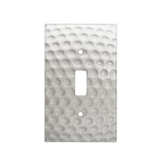Golf Ball Sport Light Switch Cover