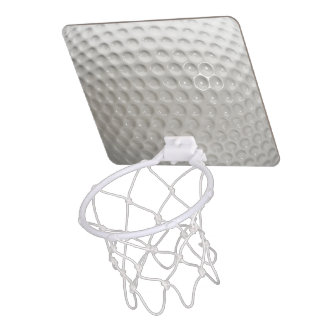 Golf Ball Sport Mini Basketball Hoop