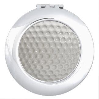 Golf Ball Sport Mirrors For Makeup