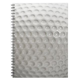 Golf Ball Sport Notebooks