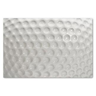Golf Ball Sport Tissue Paper