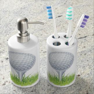 Golf Bathroom Set