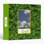Golf Binder