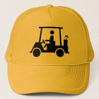 Golf Buggy Trucker Hat