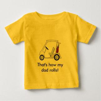 golf_cart baby T-Shirt