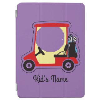 Golf cart iPad air cover