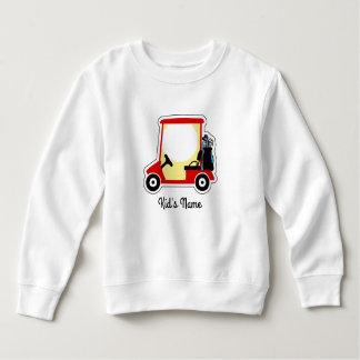 Golf cart sweatshirt