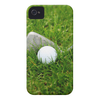 Golf Club and Golf Ball iPhone 4 Covers