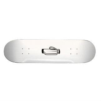 Golf Club Bag Skate Board