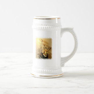 Golf Clubs Beer Stein
