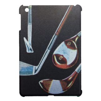 Golf Clubs iPad Mini Cover