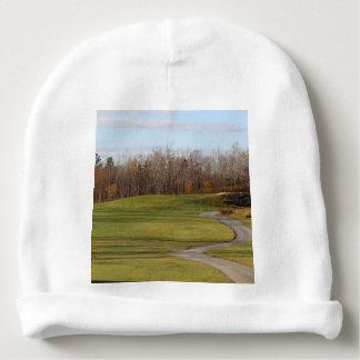 Golf Course Baby Beanie