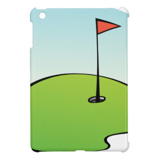 Golf Course Cover For The iPad Mini
