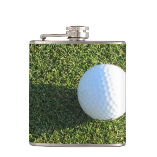 Golf Course Designs Flask