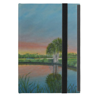 Golf Course iPad Mini Case with No Kickstand