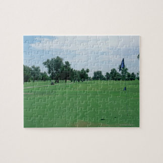 Golf Course Jigsaw Puzzle