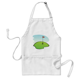 Golf Course Standard Apron