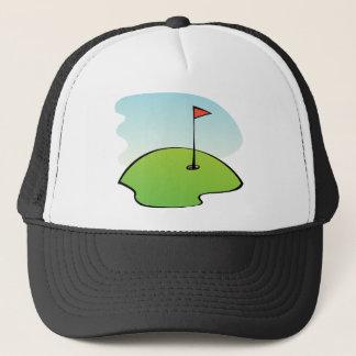 Golf Course Trucker Hat