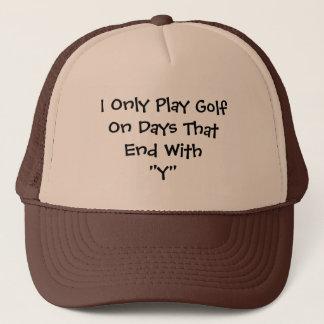 Golf Days Trucker Hat