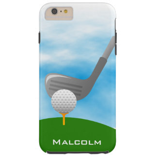 Golf Design iPhone 6 Case
