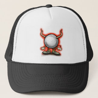 Golf Devil Trucker Hat