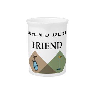golf drink pitchers