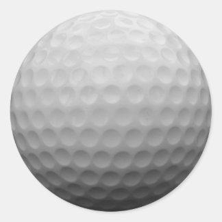 Golf Fan Golf Player Gift Sticker