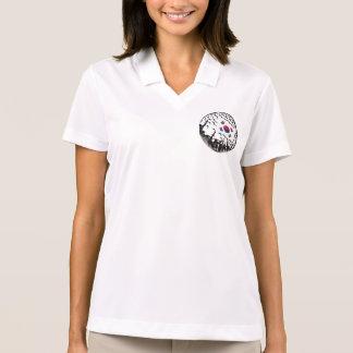 Golf Fans Korea Polo Shirt
