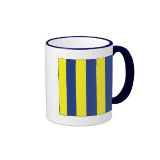 Golf (G) Signal Flag Coffee Mugs