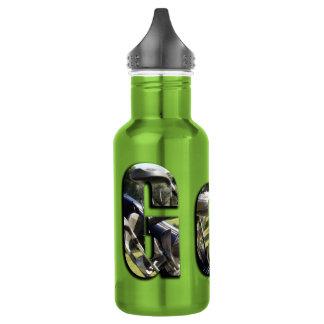 Golf Game Dimensional Logo, 532 Ml Water Bottle