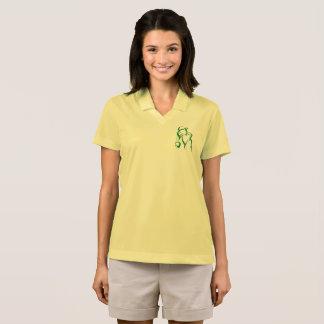 Golf Girl Accent Nike Dri-FIT Pique Polo Shirt