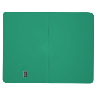 Golf Green Personalized Trend Color Background Journal