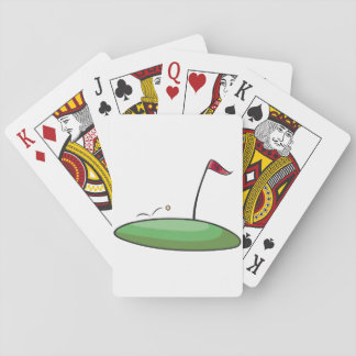 Golf Green Playing Cards