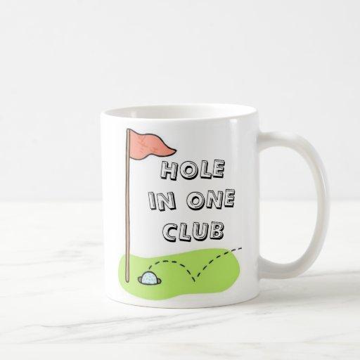 Golf: Hole in One Club Mug