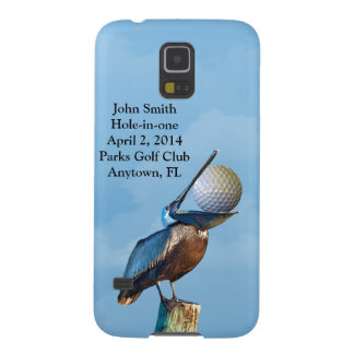 Golf Hole-in-one Commemoration Customizable Galaxy S5 Cover