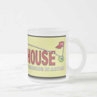 Golf house Mug
