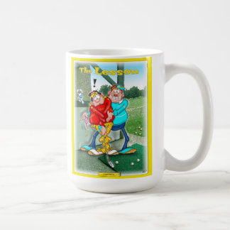 Golf Humour Mug