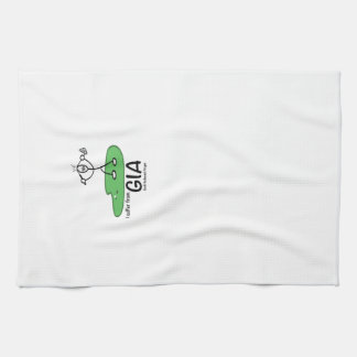 Golf Induced Anger Golf towel